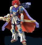 Roy Artwork - Super Smash Bros. per Nintendo 3DS e Wii U