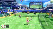 Screenshot 1 - Mario Tennis Ultra Smash