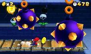 Ball 'n' Chain, Medaglia Stella, Piante Piranha Sparamacchia (Super Mario 3D Land)