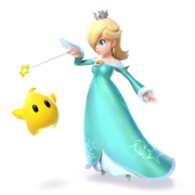 Rosalinda in SuperSmash4