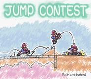 Bun Bun Jump contest