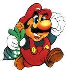 Mario Artwork - Super Mario Bros. 2