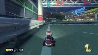 Mario Kart 8- N64 Toad's Turnpike -1080 HD-