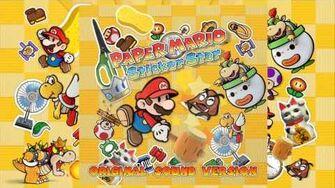 Malevolent Magikoopa, Kamek Battle - Paper Mario Sticker Star-0