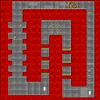 Castello di Bowser 1 Mappa - SMK