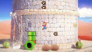 Mario 2D 1 Screenshot - Super Mario Odyssey