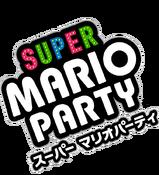 Super Mario Party-logoJAP