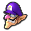 Waluigi Icona - Mario Kart 8
