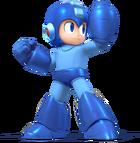 Mega Man Artwork - Super Smash Bros. per Nintendo 3DS e Wii U