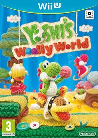 Yoshi's Woolly World Boxart EUR