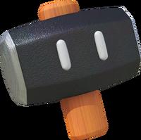 Super Mario Maker 2 Hammer Powerup Artwork
