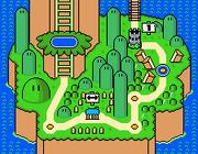 Isola Yoshi Screenshot - Super Mario World