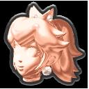 Peach Oro Rosa Icona - Mario Kart 8