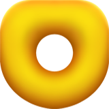 SMM3DS Art - Donut Block