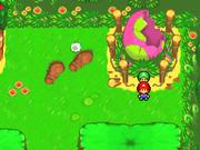 Isola Yoshi Screenshot - Mario & Luigi Fratelli nel Tempo