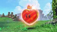 Life-Up Heart Screenshot - Super Mario Odyssey
