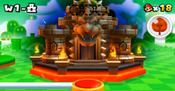 Mondo 1-Castello - Super Mario 3D Land