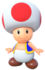 Toad Artwork - Mario Party 10