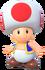 Toad Artwork - Mario Party 10
