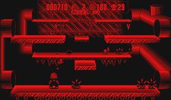 Mario Clash - Nintendo Virtual Boy screen shot