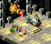 Smithy Screenshot - Super Mario RPG