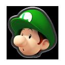Baby Luigi Icona - Mario Kart 8
