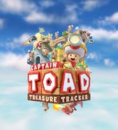 Captain Toad TT - Groupart