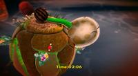 In Fretta! Dino Piranha! Screenshot - Super Mario Galaxy