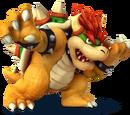 Bowser Artwork - Super Smash Bros. per Nintendo 3DS e Wii U