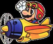 Sky Pop Artowrk - Super Mario Land