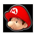 Baby Mario Icona - Mario Kart 8