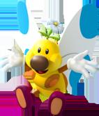 Fiorfalla Artwork - Mario Party Island Tour