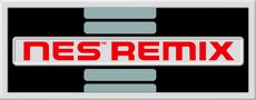 Logo - NES Remix