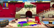 Paper Mario Color Splash - Screenshot 4