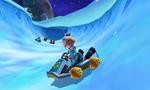 Screenshot Rosalinda Mario Kart 7