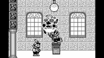Super Mario Land 2 6 Golden Coins - Final Boss Wario