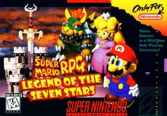 Super Mario RPG - Boxart NA