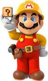 Mario in Super Mario Maker