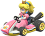 Peach Sprite - MK8