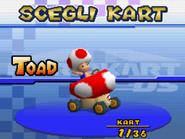 Toad - Fungomobile