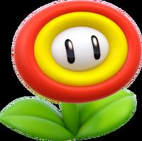 Fiore di Fuoco - Super Mario 3D World