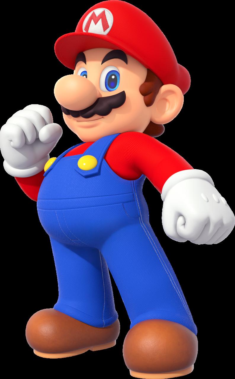 Mario  4abe538c4205
