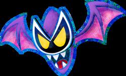 Antasma pipistrello