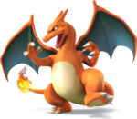 Charizard Artwork - Super Smash Bros. per Nintendo 3DS e Wii U
