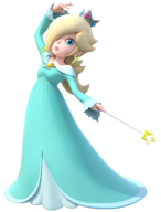 Artwork Rosalinda Mario Party 10