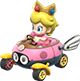 Baby Peach Sprite - MK8