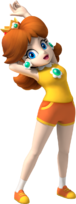 Mario & Sonic ai giochi Olimpici Daisy