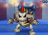 Skelobowser Mario & Sonic ai Giochi Olimpici Invernali (DS)