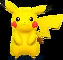 Pikachu Artwork - Super Smash Bros. per Nintendo 3DS e Wii U