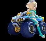 Artwork Rosalinda Mario Kart 8 schermata iniziale